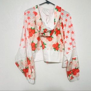 Adidas by Stella McCartney Jackets & Coats - Adidas X Stella Mcartney Rose Jacket